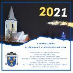 Požehnaný nový rok 2021