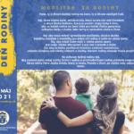 Medzinárodný deň rodiny